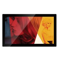21,5-Inch HD 1080P digitale fotolijst met Full View Angle en HD-Mi en AV-in