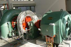 Высокая эффективность турбины с высокой производительностью в мощность станции