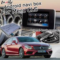 메르세데스 벤츠 CLS NTG 5.0 Command Audio20 Wayze YouTube Yandex CarPlay Android Auto Optional. 용 Lsut Car Android GPS Navigation System