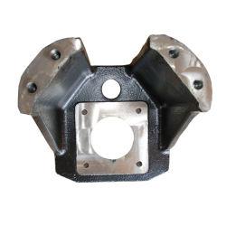 Горячие молодые литой/ двигатель неустойчиво работает на литую деталь с утюгом