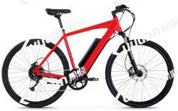 Скорость Pedelec горный велосипед с электроприводом 700c рамы интегрированного литиевой батареей