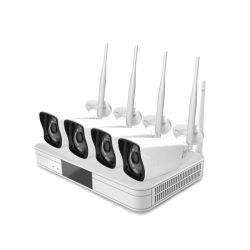 Top 10 professional DIY Smart Home Video Surveillance HD 4CH 1080n 4 em 1 Kit DVR Piscina 1080P Câmara CCTV