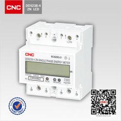 Dts726D-7p Rail DIN Compteur d'énergie triphasé