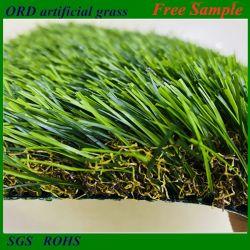 합성 뗏장 퍼팅 그린 정원 훈장 양탄자 25mm를 정원사 노릇을 하기를 위한 35mm 인공적인 잔디 잔디밭 매트