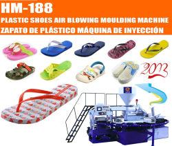 Máquina de Fabricación de calzado de PVC plástico