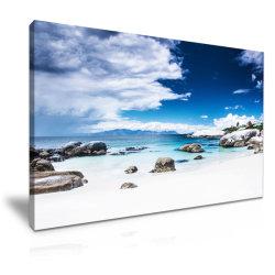 Il cielo blu Beach Canvas Arts per Home&Office