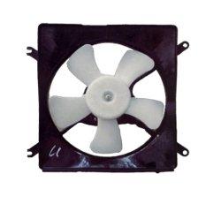 Auto universal del radiador de refrigeración de aire acondicionado Ventilador del condensador para Toyota conj.