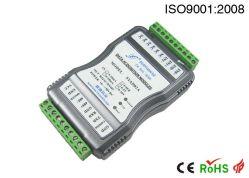 Modbus RS232/485 de analógico a digital Módulo de adquisición de datos