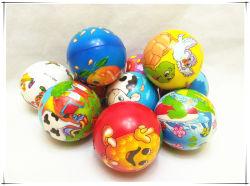 Новый продукт 2020 PU игрушка подчеркнуть шарики с полным цветов напечатал альтернативные денежные знаки