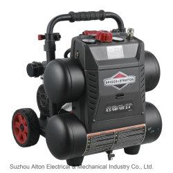 El compresor de aire sin aceite 3321751 4.5 galones/17 Litros tranquilo Briggs & Stratton