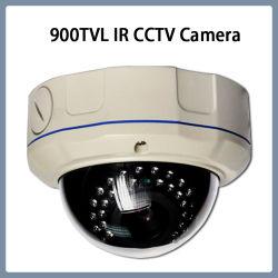 La seguridad 900TVL IR CMOS Domo antivandálico de cámaras de vigilancia CCTV digital