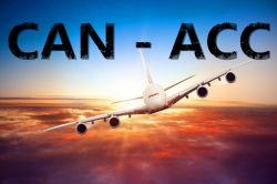 Agente di trasporto poco costoso dell'aria dalla Cina ad Accra, Ghana