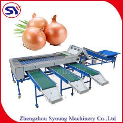 マルチ等級のフルーツ野菜の選択の良質の等級分けの選別機機械