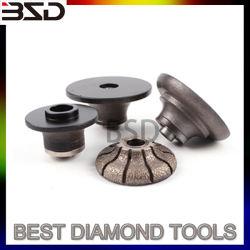 Outils de profilage de diamant diamant de roue