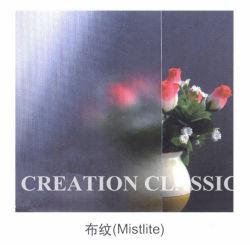 3-8mm 투명/컬러 패턴 유리 Mistlite