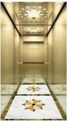 Espejo de oro grabado de elevación del pasajero para Centro Comercial