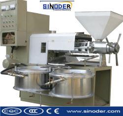 Пищевые масла касторового обработки бобов Нигер соевого масла семян линии обработки нефти завод