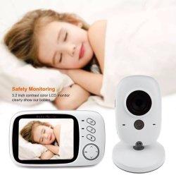Vb603 2,4 Ghz 3.2inch LCD moniteur vidéo bébé affichage sans fil avec la vision de nuit