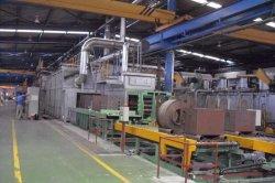 Hellende het Verwarmen van de Haard Oven voor de Staaf van het Aluminium/van het Koper