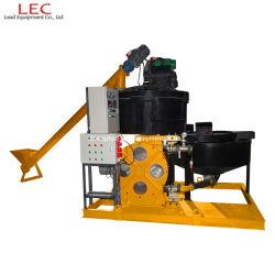 El peso de la luz de celular de espuma máquina mezcladora de concreto de bloque de hormigón utilizado para la planta de la CLC