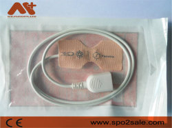 Sensor van Kohden van Nihon de Volwassen Beschikbare SpO2 tl-251t, 3FT