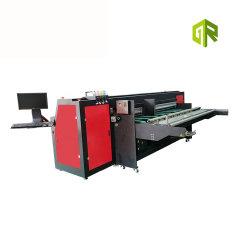 La stampa digitale del getto di inchiostro di WEP-2504AF CMYK per di cartone corrugato/ha ondulato la stampante di getto di inchiostro del contenitore di pizza