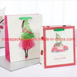 Los nuevos envases de papel creativo de moda Bolsa Bolsa de Regalo Boda Candy mano Bolsas de regalos para niños de la bolsa de juguetes y muñecas