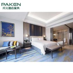 Mobilia antica della mobilia della camera da letto dell'hotel di stile cinese