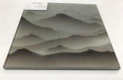 5мм+5мм гор и вод окраска ламинированного стекла (PLW провода-TP)