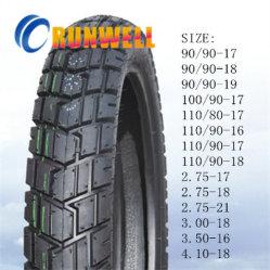 Двойная цель шин мотоциклов 90/90-17 90/90-18 110/90-16 110/90-17 120/90-16