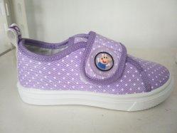 Los niños de inyección de zapatos de algodón zapatos casual zapatos