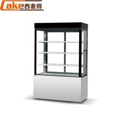 Двойные стекла пирог с водяным охлаждением воздуха в случае отображения на дисплее пекарня шкафа электроавтоматики