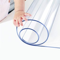 Antistatisches super freies weiches flexibles Gewebe-schützendes Plastik-Belüftung-Blatt (Polyvinylchlorid)