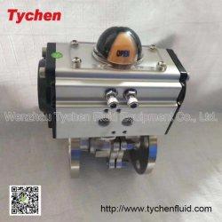 Protezione dell'indicatore per la valvola a sfera dell'azionatore pneumatico