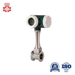 Medidor de flujo de vórtice por el flujo Measurement-Flow Indicator-Flow Transmisor Sensor-Flow