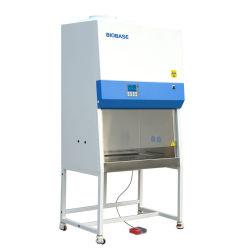 Biobase Manufacturer شاشة LCD الفئة II A2 خزانة السلامة البيولوجية مع معتمد من قبل CE