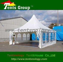 L'aluminium grand chapiteau pagode tente/événement extérieur tente d'exposition/parti tente d'entrepôt tente de pliage de mariage Canopy Gazebo