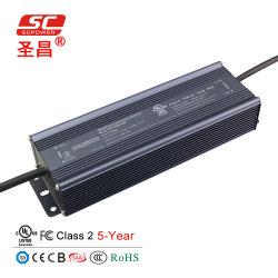 مصدر طاقة IP67 المقاوم للمياه بقدرة 80 واط لبرنامج تشغيل LED ODM DC من OEM مصدر طاقة التبديل بقدرة 12 فولت