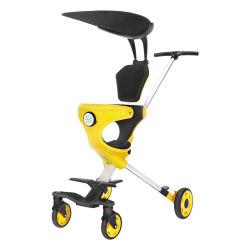 Montasen MT6 de aluminio de una sola velocidad cochecito de bebé niños bicicleta bicicletas para niños