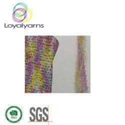 Commerce de gros échantillons gratuits de 100%le fil de nylon pour main tricoter Ly-N001