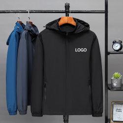 Индивидуальные спортивные спортивные спортивные спортивные спортивные костюмы для мужчин Одежда Дизайн мужская худи Blank Fleece Zip Up Gym