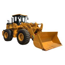 Compacto Ltmg 0.8T 1t 1.5T 2t 3t 4t 5t 6t 7t pagar Loader 8ton cuchara cargadora de ruedas frontales para la venta