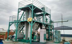 완전하게 3-5 톤 동물 먹이 펠릿 생산 라인 가금은 펠릿 플랜트를 공급한다