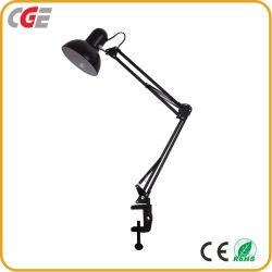 Indicatore luminoso lungo flessibile della lettura della Multi-Giuntura LED della lampada della Tabella di Occhio-Cura LED della lampada di scrittorio del braccio LED dell'oscillazione della lampada di scrittorio della clip di alta qualità