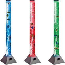 Bulle d'eau poissons Deocative Festival de Noël Décoration de lampe