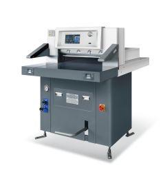 scherpe Machine van het Document van 670mm de Dubbele Hydraulische Geautomatiseerde