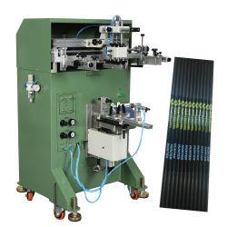 기계를 인쇄하는 기계 배드민턴 로드 낚시대를 인쇄하는 곡선 스크린을 벤치마킹하는 기계를 인쇄하는 로드 긴 곡선 스크린