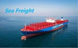 中国深センから英国への海上輸送料金
