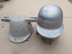 Exportar diferentes moldes de alumínio para a lã sentida bloqueando as máquinas HAT