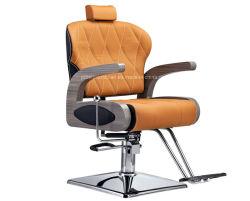 Hölzerne Armlehnen-hydraulische Schönheits-Haar Syling Möbel für Verkauf